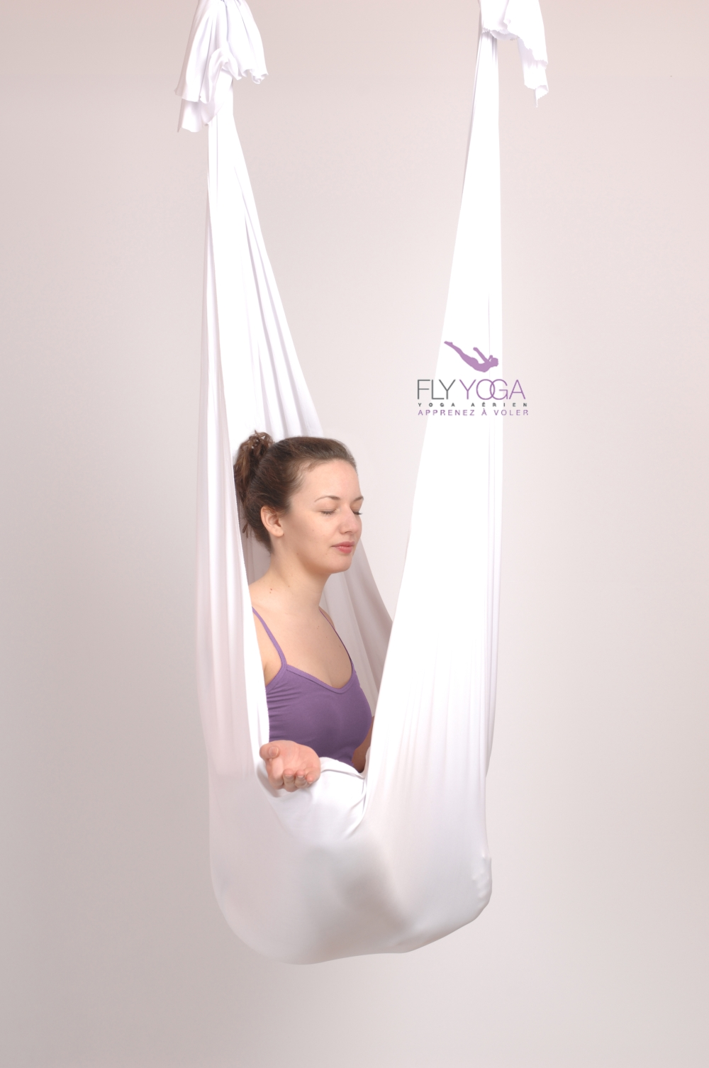 FLY YOGA meditation Florie Ravinet