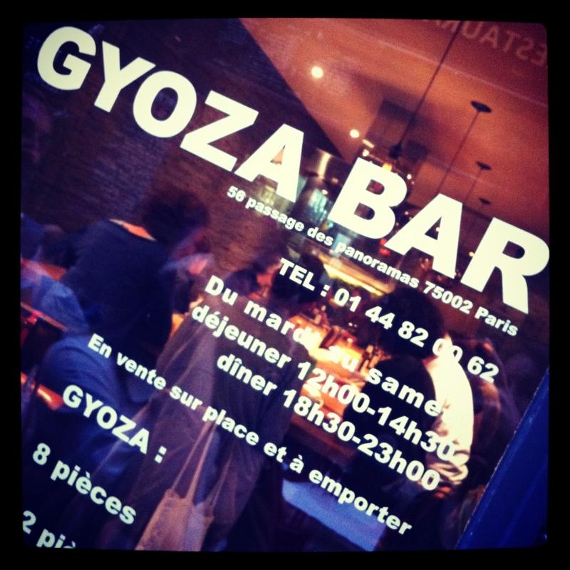 GyosaBar