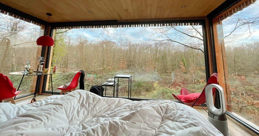 Un séjour en pleine nature au Loire Valley Lodges